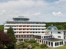 Wildpark Hotel, Bad Marienberg (Lautzenbrücken yakınında)