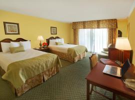 Fredericksburg Hospitality House Hotel