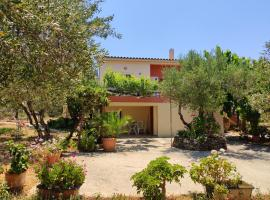 Cretan Rural Living in Olive Grove Cottage (2L)