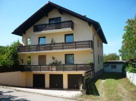 Ferienwohnung Aksana, Windach (Geltendorf yakınında)