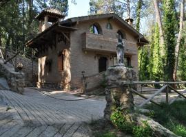 Casa Rural Ermita Santa Maria de la Sierra, Arroyo Frio (Coto Rios yakınında)