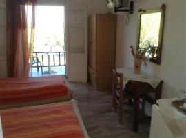 Rooms to Let To Kyma Skala Sikamineas