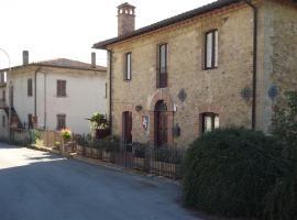 La Corte Del Daino, Mercatello (Monte Vibiano Vecchio yakınında)