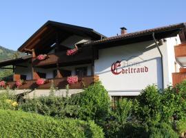 Kleines Hotel Edeltraud, Aschau im Chiemgau (Frasdorf yakınında)
