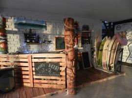 Tiki Surf House