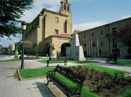 Parador de Sto. Domingo Bernardo de Fresneda, Santo Domingo de la Calzada (Redecilla del Camino yakınında)