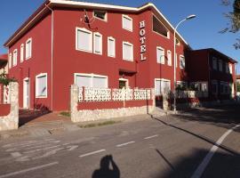Hotel Sagittario, San Sperate (Monastir yakınında)