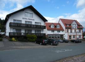 Gasthaus Hotel Pfeifferling, Wolfhagen