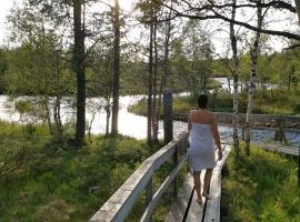 Wilderness Hotel & Igloos Muotka
