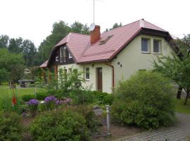 Guest House Jāņkrasti, Янмуйжа