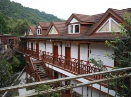 Cingjing Vienna Pleasance Cottage, Renai