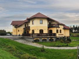 Penzion Starý dvůr, Nové Dvory (Sázava yakınında)
