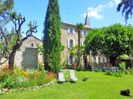 La Bastide Des Cèdres, Saint-Pantaléon-les-Vignes (рядом с городом Rousset-les-Vignes)