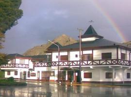 Hosteria & Spa Plaza Esquel, Эскель