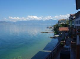 Villa au bord du Lac Leman