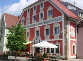 Hotel Angerer, Vilseck (Eschenbach in der Oberpfalz yakınında)