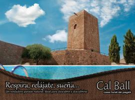Cal Ball, Tornabous (рядом с городом Preixéns)