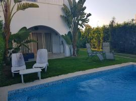 Charming Villa with pool Hammamet