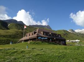 Berggasthaus Tannalp, Frutt