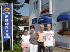 Hotel Phönix, Rastatt (Steinmauern yakınında)