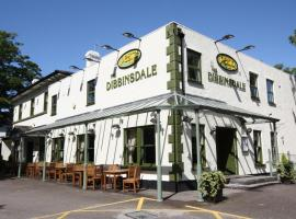 The Dibbinsdale Inn, Bromborough