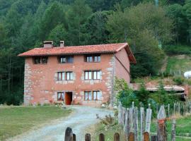 Casa Rural Ecológica Kaaño Etxea, Аррарац (рядом с городом Хаунсарас)