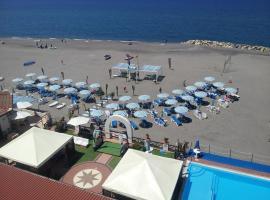 Hotel Il Gabbiano Beach, Terme Vigliatore