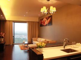 Guangzhou Xing Yi International Apartment - Poly World Branch, Guangzhou (Tangxia yakınında)