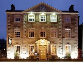 The Greyhound Hotel Cromford, Cromford