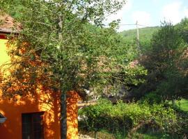 Gite S'Hiesla, Rammersmatt (рядом с городом Bourbach-le-Bas)