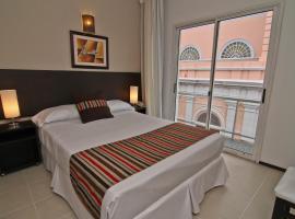 De la Plaza Hotel, Maldonado