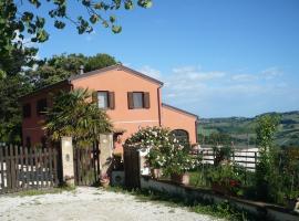 B&B Punto Magico, Offagna (Montesicuro yakınında)