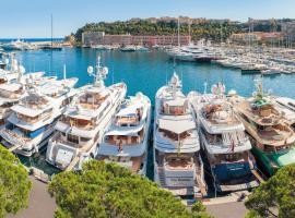 Port Palace, Monte Carlo
