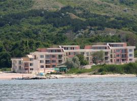 Sea Paradise Apartment Complex, Kavarna