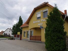 Hóvirág Panzió, Porva (рядом с городом Fenyőfő)