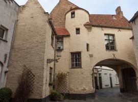 Hotel Boterhuis, Bruges