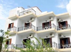 Hotel Rena, Айос-Кирикос (рядом с городом Фанари)