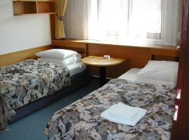 EA Hotel SEN Depandance, Senohraby (Hrusice yakınında)
