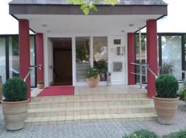 Haumann´s Hotel am Park, Bad Münster am Stein-Ebernburg (Frei-Laubersheim yakınında)
