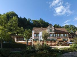 Hotel-Gasthof Zum Weyssen Rössle, Schiltach (Dreimühlen yakınında)