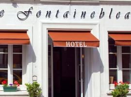 ホテル ベル フォンテーヌブロー