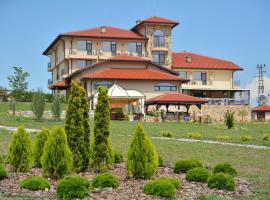 Chateau-Hotel Trendafiloff, Chirpan (Bratya Daskalovi yakınında)