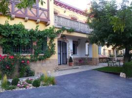 Hotel La Parra, Aliaga