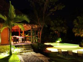 Sarapiquis Rainforest Lodge, Sarapiquí (Tirimbina yakınında)