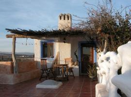Casa Rural Aloe Vera, Huércal-Overa (Santa María de Nieva yakınında)