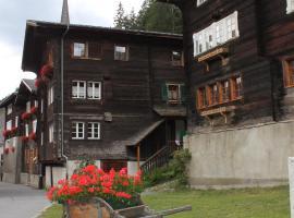 Jentsch Haus, Niederwald (Blitzingen yakınında)
