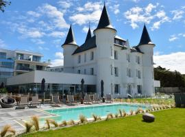 Château des Tourelles, Hôtel Thalasso Spa Baie de La Baule, Pornichet