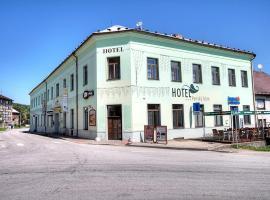 Hotel Panský dům 1 s.r.o., Vyšší Brod