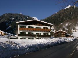 Ferienwohnung Werle, Sankt Gallenkirch (Galgenul yakınında)