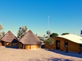Ongula Village Homestead Lodge, Omupumba (рядом с регионом Engela)